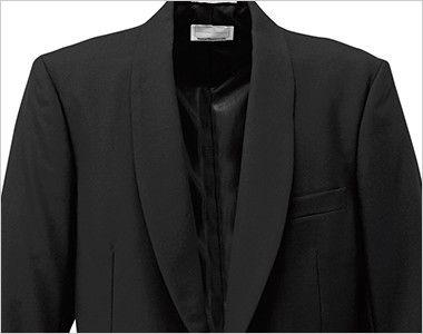 01104-02 BONUNI(ボストン商会) 共衿タキシード(男性用) ショールカラー ショールカラーの襟元