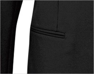 01104-02 BONUNI(ボストン商会) 共衿タキシード(男性用) ショールカラー ポケット