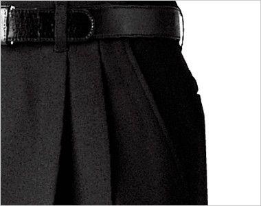 01195-05 BONUNI(ボストン商会) ツータックスラックス(男性用) ポケット