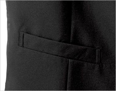 01452 BONUNI(ボストン商会) ベスト(男性用) ポケット