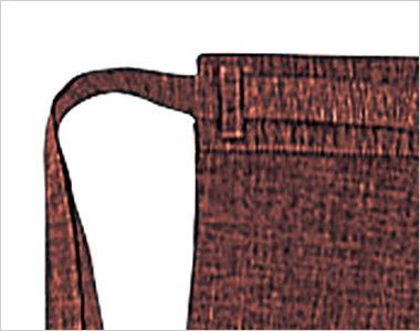 09700 BONUNI(ボストン商会) 作務衣下衣(男女兼用) 扱き染 前ヒモ