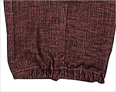 09700 BONUNI(ボストン商会) 作務衣下衣(男女兼用) 扱き染 ヒモ付き