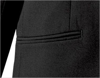 11205 BONUNI(ボストン商会) 拝絹タキシード(女性用) ポケット