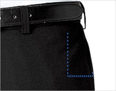 12110 BONUNI(ボストン商会) ノータックスラックス(男性用) ポケット
