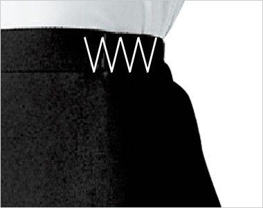 12204 BONUNI(ボストン商会) ストレッチスカート(女性用) 脇ゴム