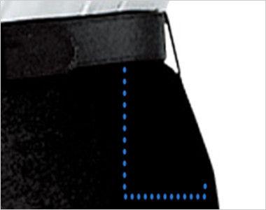 12206 BONUNI(ボストン商会) ストレッチパンツ/股下フリー(女性用) ポケット