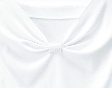 13205 BONUNI(ボストン商会) カットソー/半袖(女性用) リボン風デザイン