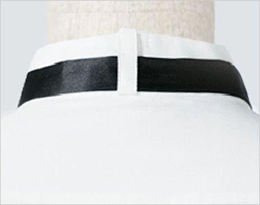 14110 BONUNI(ボストン商会) ピンタックシャツ/長袖(男性用)(ループ付) 蝶タイ通しループ付