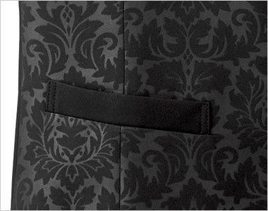 15112 BONUNI(ボストン商会) フォーマル ベスト(男性用) ポケット