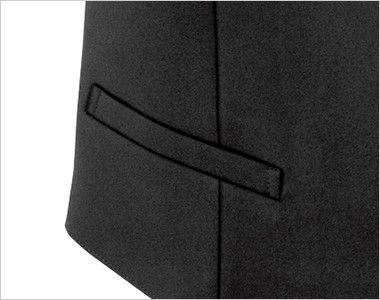 15117 BONUNI(ボストン商会) カマーベスト(男性用) ポケット