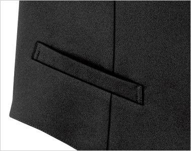 15217 BONUNI(ボストン商会) カマーベスト(女性用) ポケット