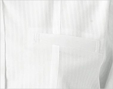 24212 BONUNI(ボストン商会) シャツ/長袖(女性用) ドビーストライプ ポケット