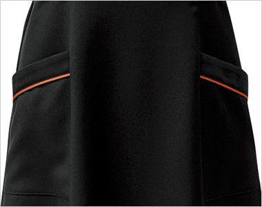 26203 BONUNI(ボストン商会) ジャンパースカート(女性用) ポケット