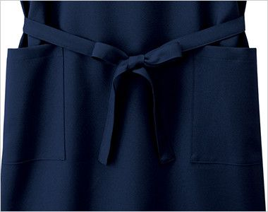 27321 BONUNI(ボストン商会) 胸当てエプロン(男女兼用) ポケット