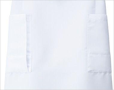 27324 BONUNI(ボストン商会) 前掛けエプロン(男女兼用) ポケット