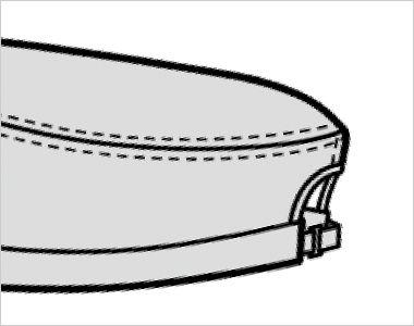 28324 BONUNI(ボストン商会) ベレー帽(男女兼用) グレンチェック