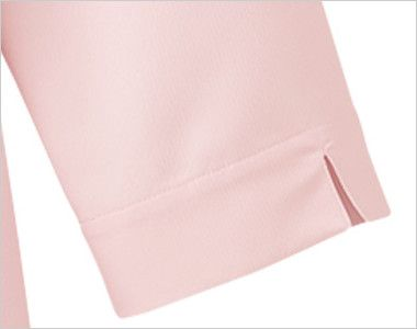 34208 BONUNI(ボストン商会) イタリアンカラーシャツ/七分袖(女性用) 袖先スリット
