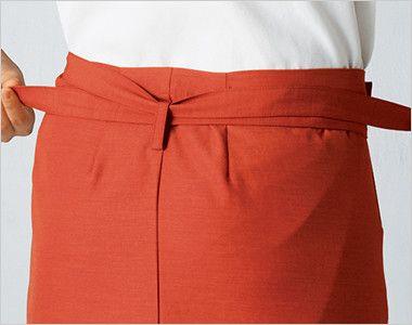 42202 BONUNI(ボストン商会) 和風スカート(女性用) 腰紐ループ付き