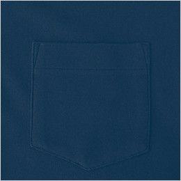 [在庫限り/返品交換NG] バートル 203 カノコ長袖ポロシャツ(胸ポケット有り)(男女兼用)  ポケット