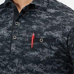 バートル 227 [春夏用]半袖アイスポロシャツ(男女兼用) ペンがさせるボタン止めポケット
