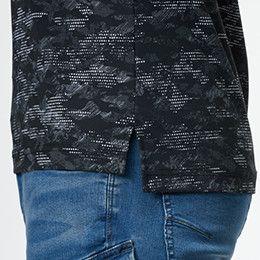 バートル 227 [春夏用]半袖アイスポロシャツ(男女兼用) スリット