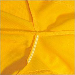 バートル 305 ドライメッシュ半袖ポロシャツ(左袖ポケット付)(男女兼用)  消臭テープ仕様