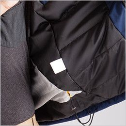 バートル 3180 軽防寒スタッフブルゾン(男女兼用) マイクロブロックフリース