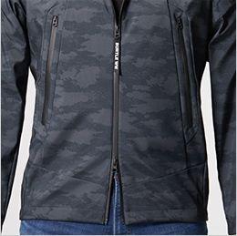 バートル 3190 ストレッチフーデッドジャケット(男女兼用) 袖ペンさし
