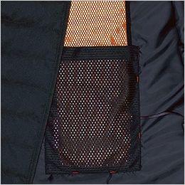 バートル 3214 [秋冬用]ストレッチ軽防寒ベスト サーモクラフト対応(男女兼用) 電熱パッド・カイロポケット