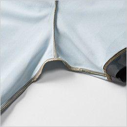 バートル 4057 [春夏用]VネックTシャツ 消臭テープ