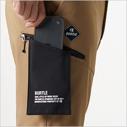 バートル 422 [秋冬用]ホットカーゴパンツ(男女兼用) Phone収納ポケット