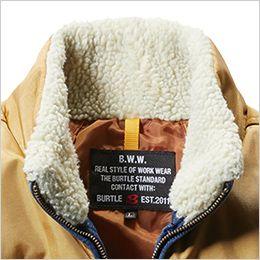 バートル 5004 [秋冬用]コーデュラデニム・ヒーターベスト サーモクラフト対応(男女兼用) シープボアで暖かい