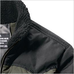 バートル 5020 [秋冬用]コーデュラ・ヒータージャケット サーモクラフト対応(男女兼用) シープボアで暖かい