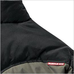 バートル 5020 [秋冬用]コーデュラ・ヒータージャケット サーモクラフト対応(男女兼用) 肩コーデュラ補強布