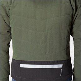 バートル 5270 [秋冬用]防寒ジャケット(大型フード付き) サーモクラフト対応(男女兼用) リフレクター