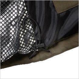 バートル 5270 [秋冬用]防寒ジャケット(大型フード付き) サーモクラフト対応(男女兼用) ウエストドローコード