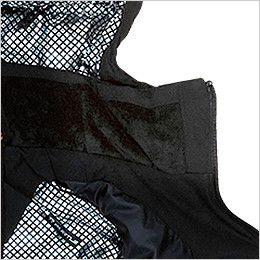 バートル 5274 [秋冬用]防寒ベスト(大型フード付き) サーモクラフト対応(男女兼用) マイクロフリース