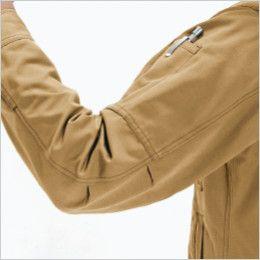バートル 5301 T/C リップクロスメンズジャケット(男女兼用) 両袖アームタック 左袖ペンポケット