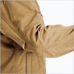 バートル 5308 T/C リップクロスレディースジャケット(女性用) アームタック