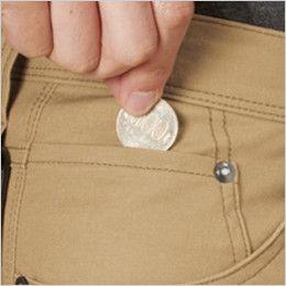 [在庫限り/返品交換不可]バートル 562 [春夏用]カーゴパンツ(男女兼用) コインポケット付き