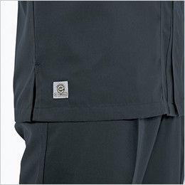 バートル 6033 長袖シャツ(男女兼用) スリット