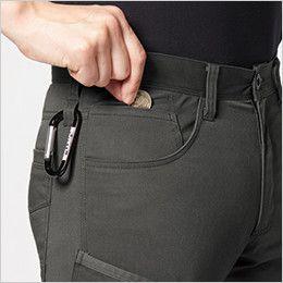 バートル 662 [秋冬用]T/Cストレッチツイルカーゴパンツ(男女兼用) コインポケット