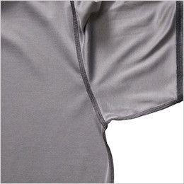 バートル 665 [通年]ドライメッシュ長袖ポロシャツ(男女兼用)  消臭テープ仕様