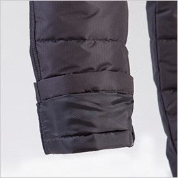 バートル 7512 [秋冬用]リップクロス防風防寒カーゴパンツ(男女兼用) 裾上げ不可 テーパードシルエット ボトム裾上げ可能