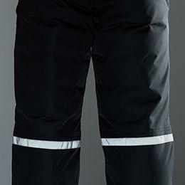 バートル 7612 [秋冬用]防水防寒パンツ(男女兼用) 反射材リフレクター