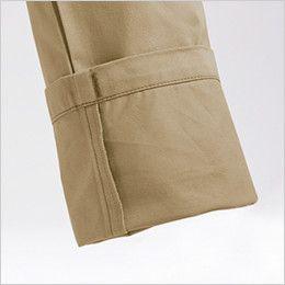 バートル 8109 綿100%ワーカーズツイルレディースカーゴパンツ(女性用) しぼりひも通し穴