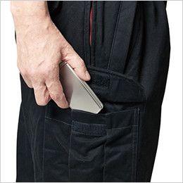 バートル 8112 チノクロス防寒パンツ(綿100%)(男女兼用) Phone収納ポケット