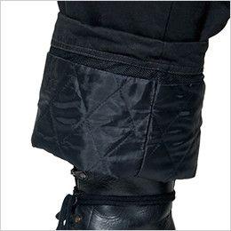 バートル 8112 チノクロス防寒パンツ(綿100%)(男女兼用) 丸洗いウォッシャブル水ヌキ仕様