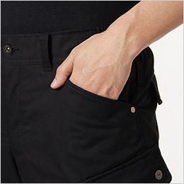 バートル 8212 [秋冬用]防寒カーゴパンツ(男女兼用) ウォームポケット
