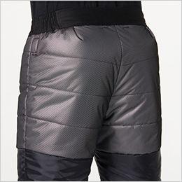 バートル 8212 [秋冬用]防寒カーゴパンツ(男女兼用) 保温性のあるアルミメッシュ